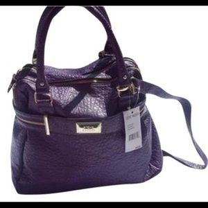 READ⬇️⬇️NWOT Steve Madden Bag (Purple)