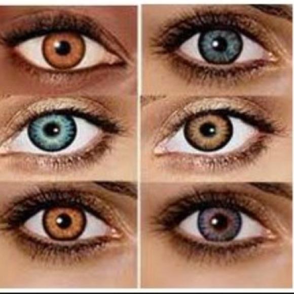 Air Optix Colored Contacts No Prescription