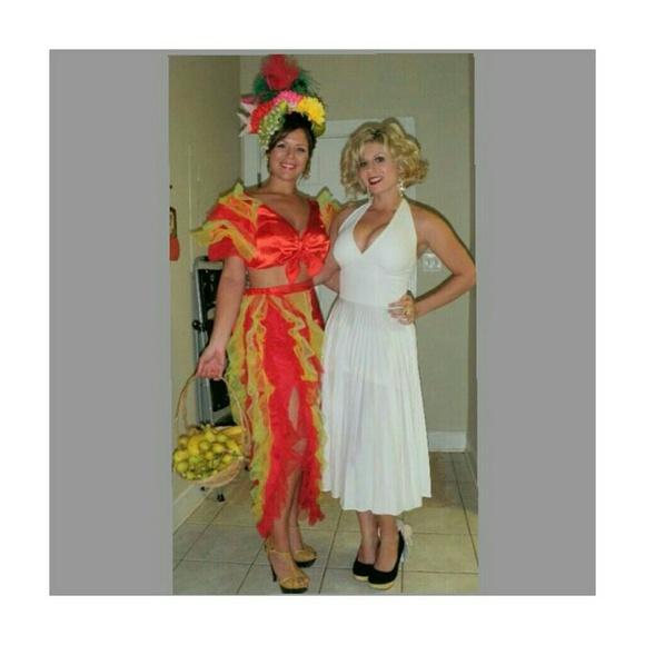 Chiquita Banana Costume  sc 1 st  Poshmark & Halloween Costume Other | Chiquita Banana Costume | Poshmark