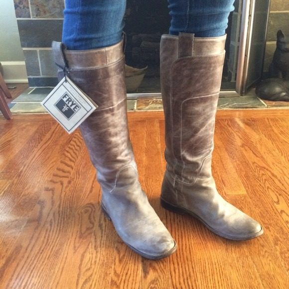 HOLD 4 @sabina_ Frye Paige Tall Riding Boots