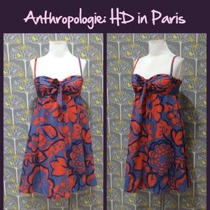 "Anthro ""Tied Campunula Dress"" by HD in Paris"