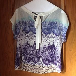 CAbi Posh Top