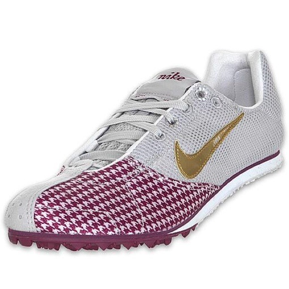 Nike Running Track Sprint Spikes Gold