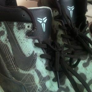 Nike Kobe Frog shoes in Mint