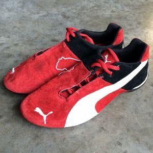 discontinued puma shoes