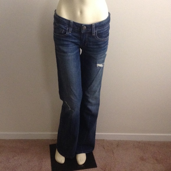 68% off American Eagle Outfitters Denim - American Eagle Hipster ...