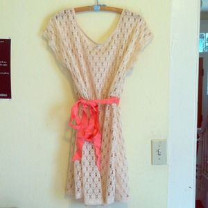 Cute Crochet Delia's Dress