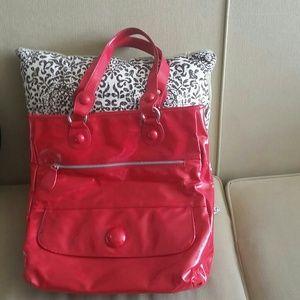 Handbags - Red poppy bag