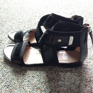 free shipping cheap online cheap authentic Stuart Weitzman Expo Flat Sandals perfect online oIshY