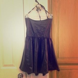 Black American apparel dress!