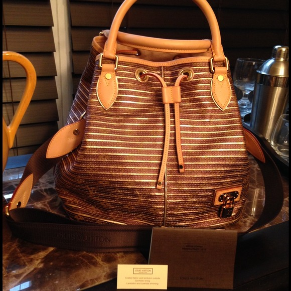 4dd7affffbc Louis Vuitton Bags   Limited Edition Eden Noe In Peche   Poshmark
