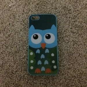 Accessories - iPhone 5 owl case