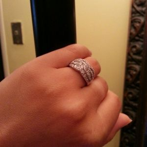 kohls Jewelry Beautiful Wedding Ring Poshmark