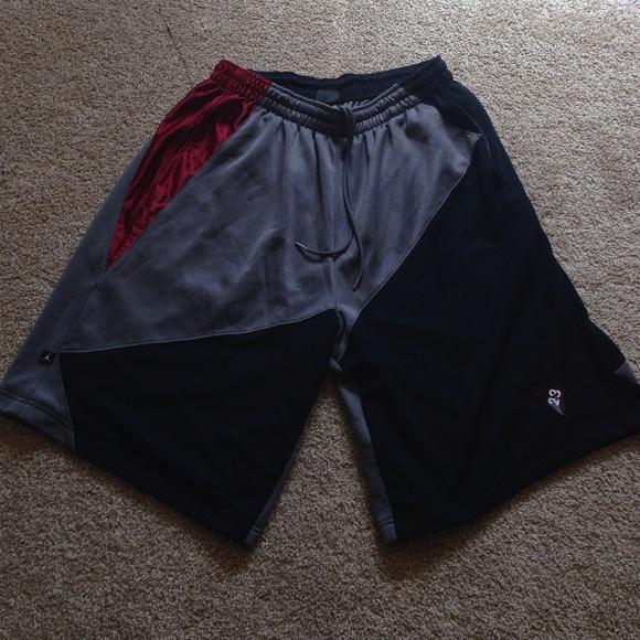 bd11c5a00d5 Jordan Accessories | Mens 7 Bordeaux Short Xxl | Poshmark