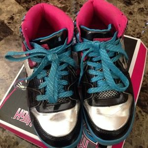 Monster High sneakers, used for sale