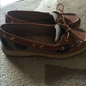 Sperry Top-Sider Slip-On Boat Shoes