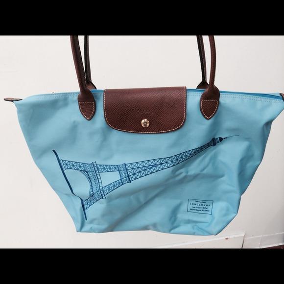 Longchamp Handbags - Flash sale!! 💥 Special edition longchamp tote. cd1af4a612