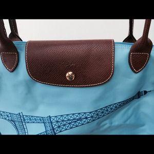 Longchamp Bags - Flash sale!! 💥 Special edition longchamp tote. 879fb8576c
