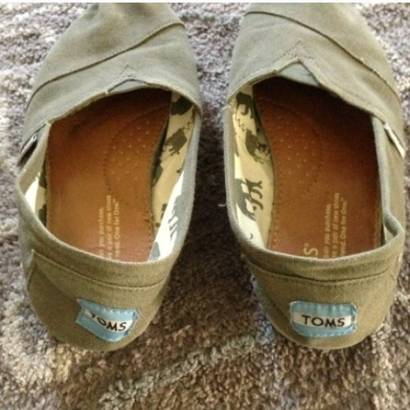 used toms shoes