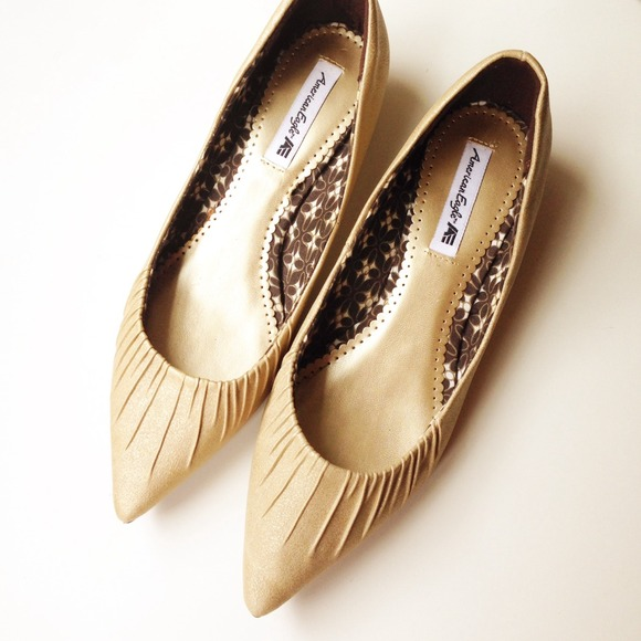 60% off American Eagle by Payless Shoes - American Eagle Gold ...