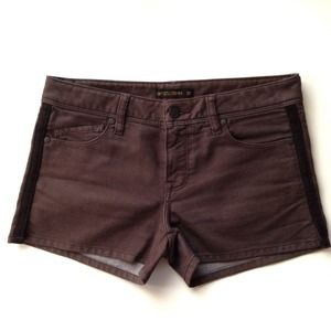 SALE - Genetic Denim brown denim shorts