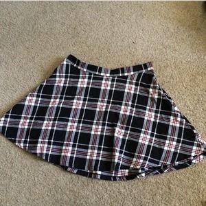 Forever 21 Tartan Plaid Skirt