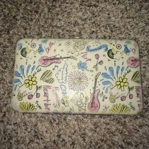 wallet from Maurice's