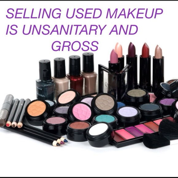 Accessories Definitely Not Selling Used Makeup Gross Poshmark