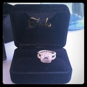David Yurman petit Albion ring!! Price is firm