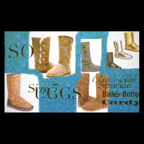 7bb74761634 ISO Uggs