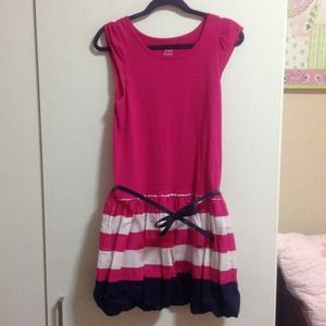 childrens place Dresses & Skirts - Pink blue dress