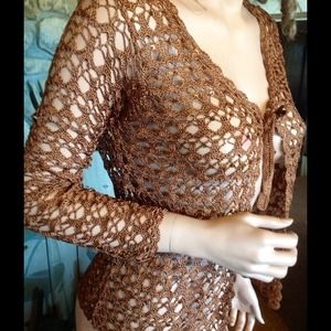 Carole Little Jackets & Blazers - Saint Tropez Wear size small