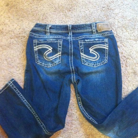 81% off Silver Jeans Denim - SILVER JEANS Natsuki Capri. Women's ...