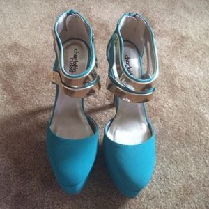Charlotte Russe Shoes - Platform Pumps