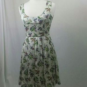 BB Dakota Floral Dress