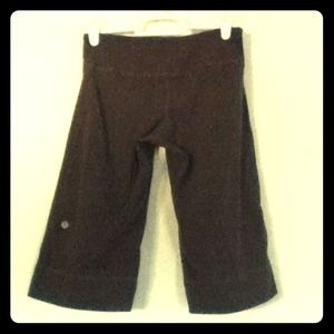Lululemon Brown Crop Pants