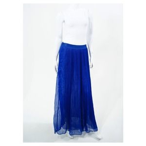 Staring at Stars Royal Blue Maxi skirt