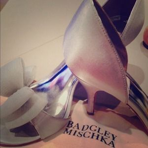 Beautiful Badgley Mischka Heels!