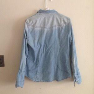 Zara Tops - Zara Jean Shirt