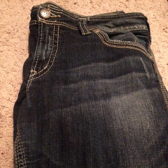 41% off Silver Jeans Denim - Size 20 length 32 silver jeans from