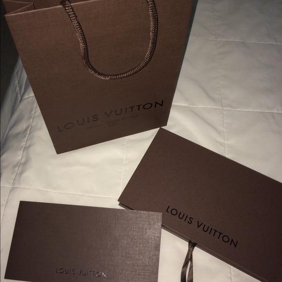 60% off Louis Vuitton Handbags - 100% Authentic Louis Vuitton gift ...