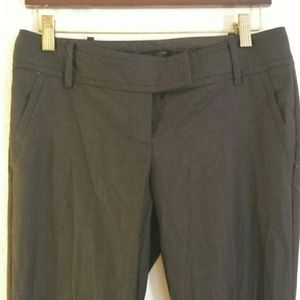 Limited drew fit dress pants chocolate brown