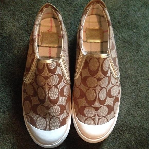 a41b58e3 Coach Slip on Shoes