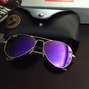 53 Off Ray Ban Accessories Ray Ban Aviator Flash Lenses