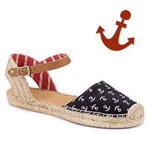 Sperry Top-Sider Shoes - NWT Sperry 'Hope' Espadrille