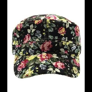 Kristee P Accessories - Floral Trendy Hat
