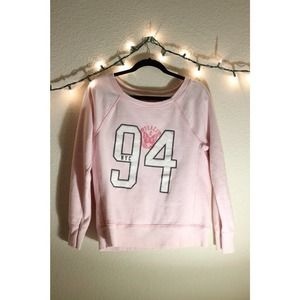 Varsity Cozy Sweater