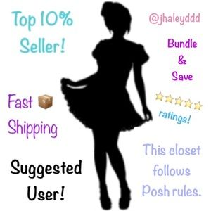 💜 Read my feedback & shop with confidence!😊