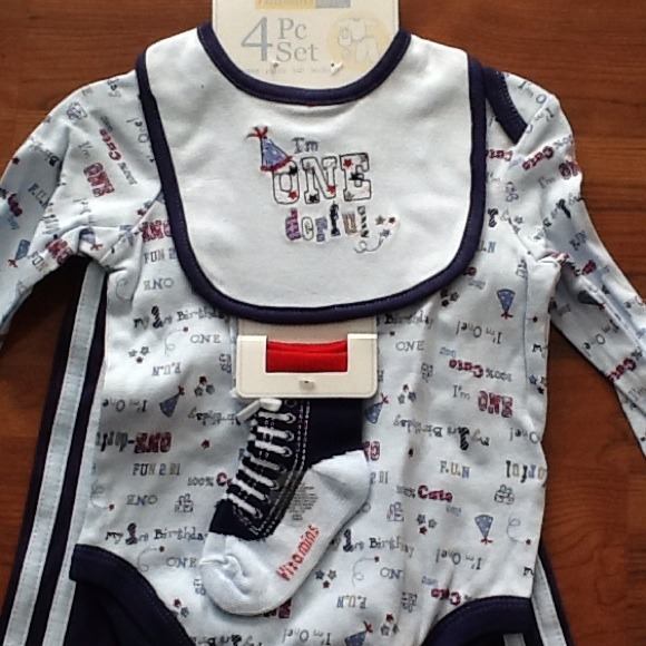 Im One First Birthday Outfit