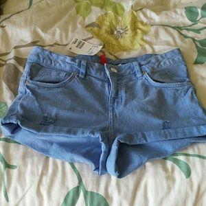 H&M Other - Gorgeous Blue Denim H&M Shorts